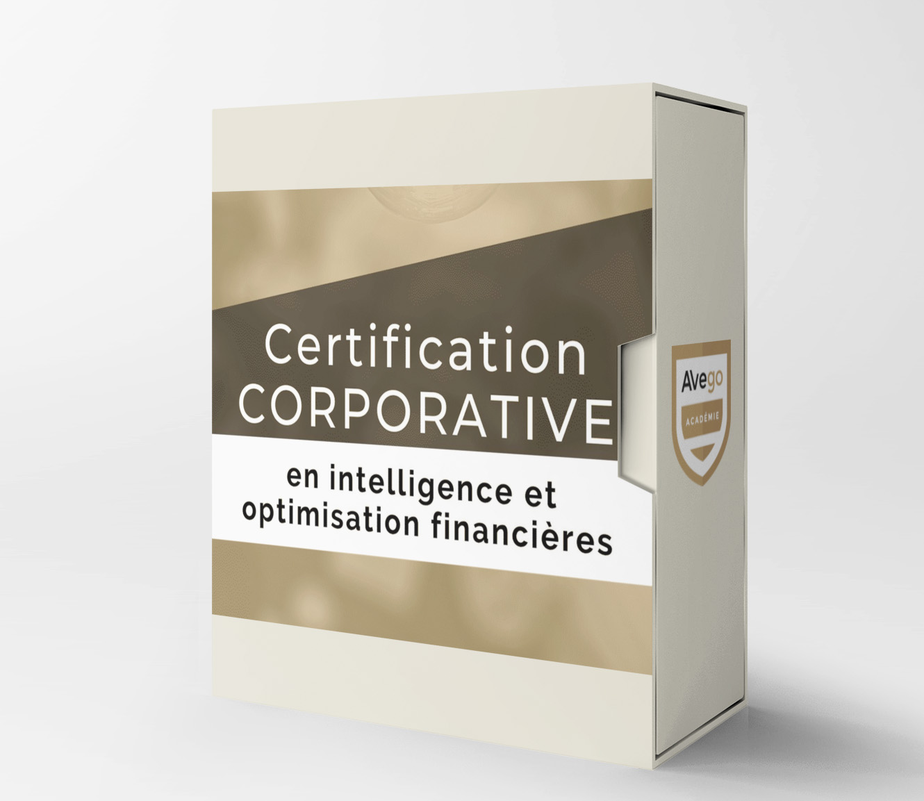 Certification corporative optimisation financieres