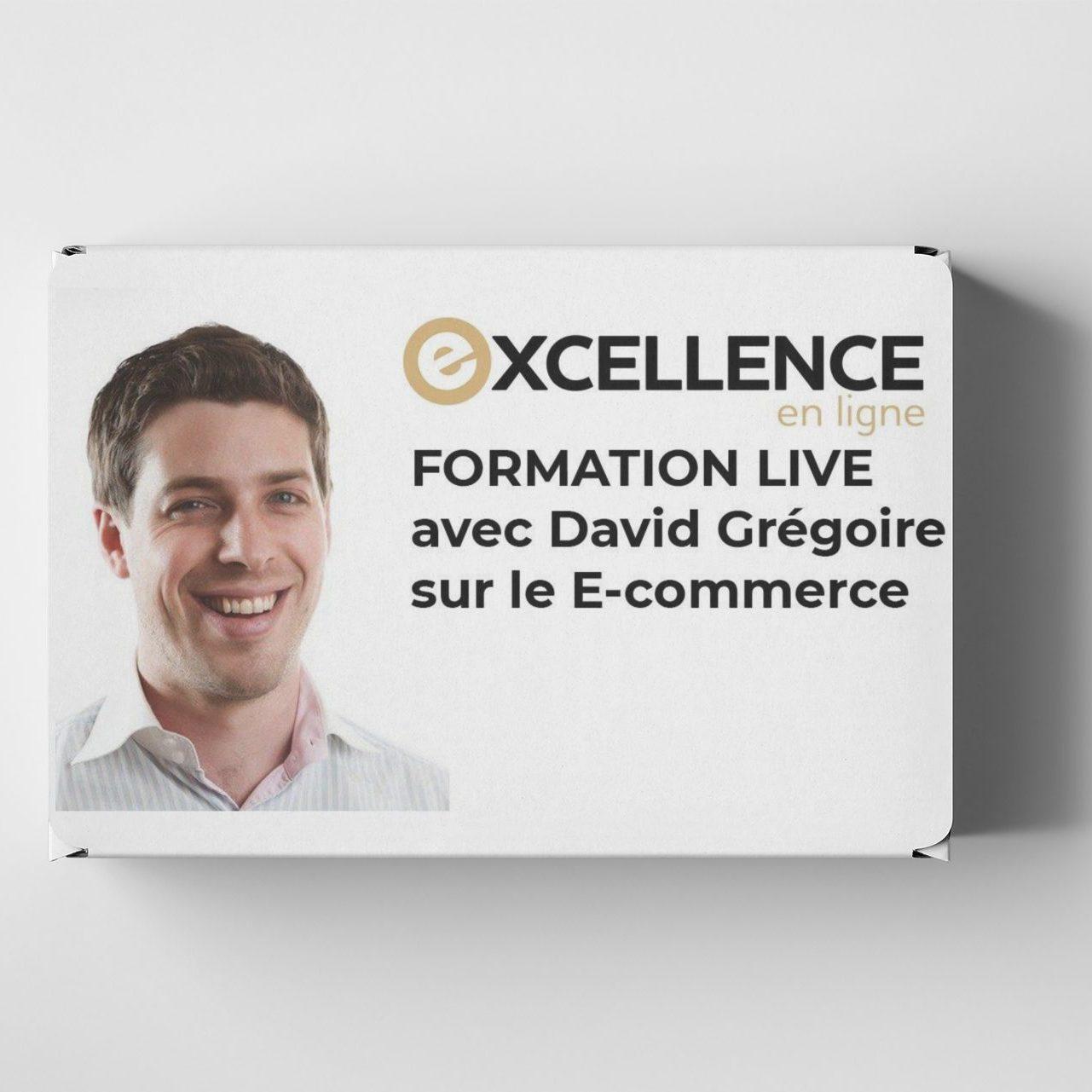 Optimiser votre E-Commerce en ligne et votre conversion en ligne ! – avec Monsieur E-Commerce, David Grégoire