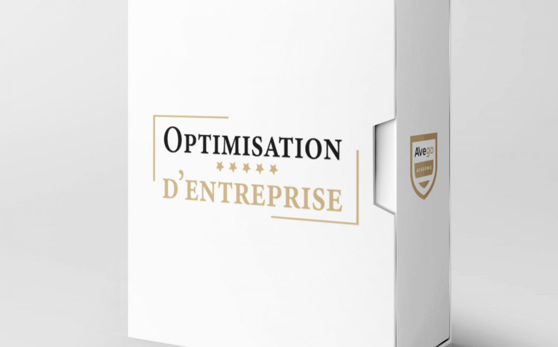 Programme optimisation d'entreprise