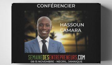 Conférence Hassoun Camara Avego Académie