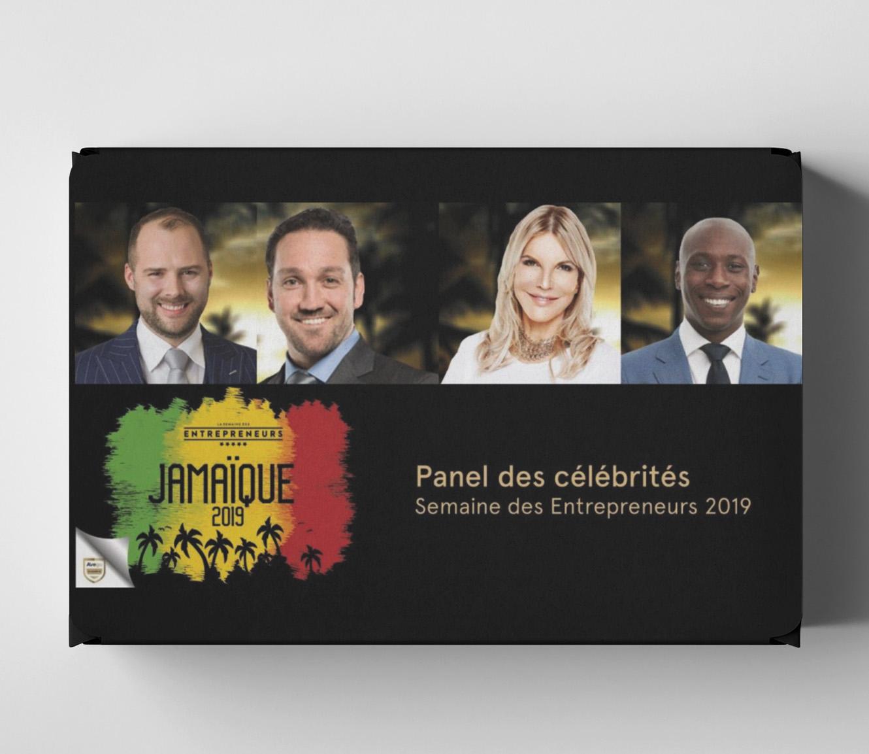 Panel des celebrites 2019