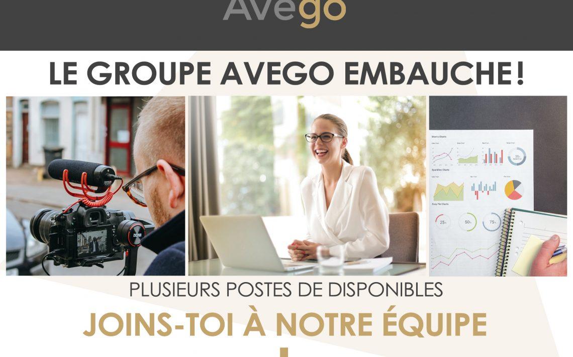 Groupe AveGO Embauche